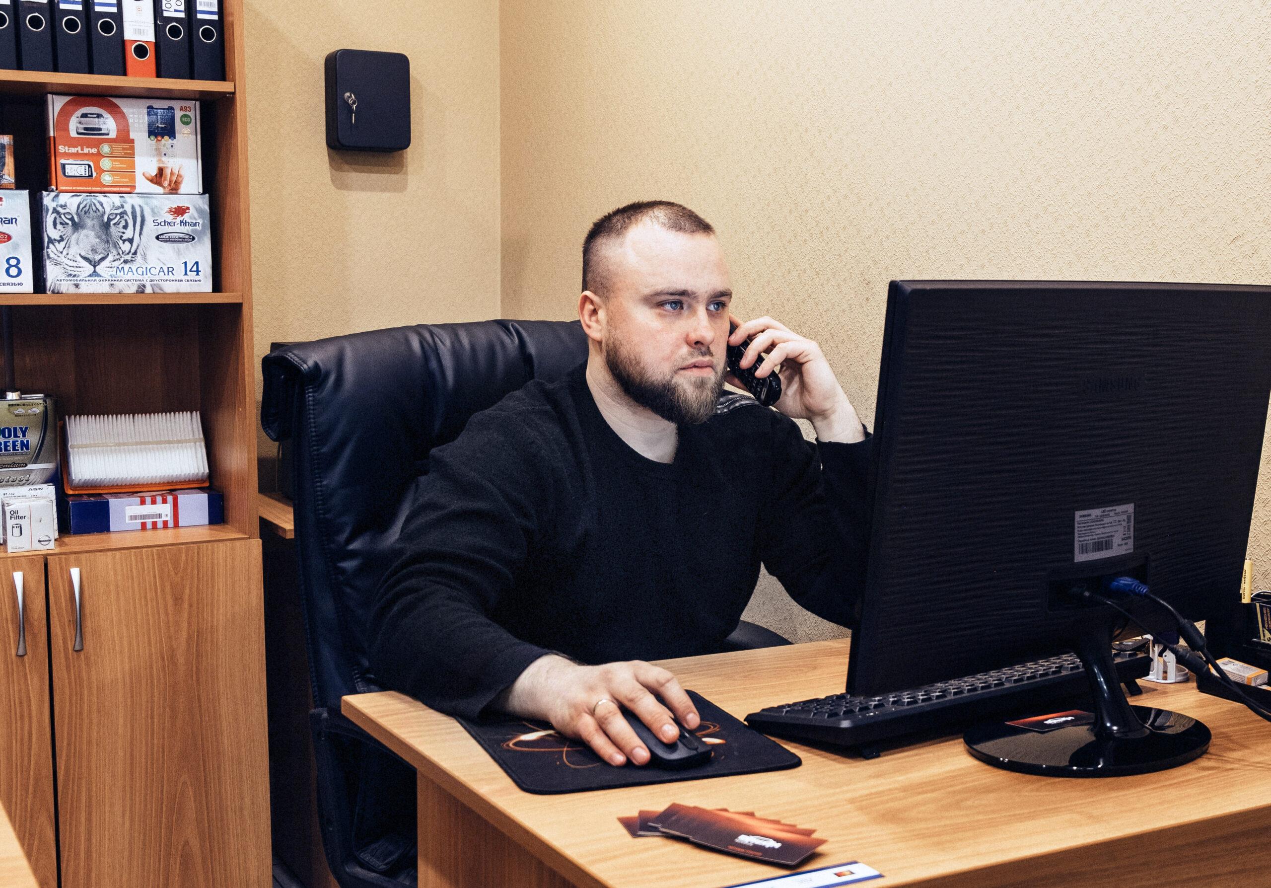 Олег Шамнэ, ДРИМ СЕРВИС